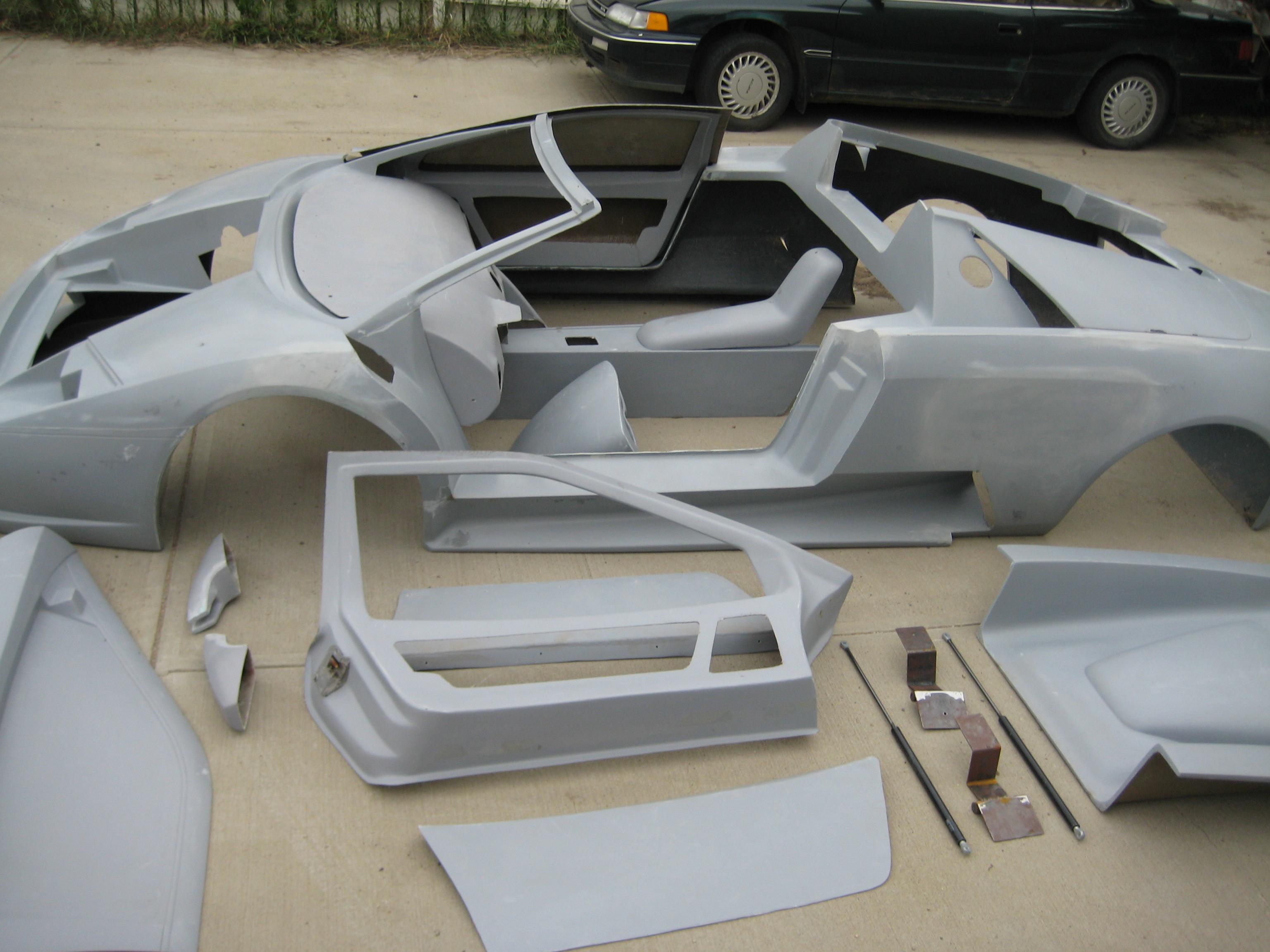 Вироблення бамперов для авто своими руками